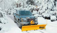 Meyer Personal Snow Plow